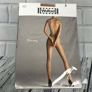 Rare Wolford Love Your Dream Tights Pantyhose